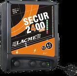 SECUR 2400 HTE Netzgerät 230 Volt Anschluss
