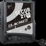 LACME SECUR 2100, Netzgerät 230 Volt Anschluss