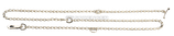 Anlegekette leichte Ausführung 200 cm