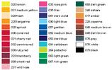Colori per tessuto TEXTIL Marabu