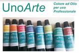 colore ad olio per uso professionale Uno Arte Esprimo
