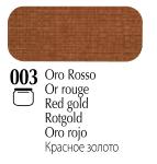 Ferrario Cera per Patinatura - 150 ml - 03 Oro Rosso