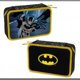 astuccio 3 zip Batman