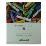 SENNELIER - Pastels Tendres à l'Écu - 24 Colori