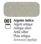 Ferrario Cera per Patinatura - 150 ml - 01 Argento Antico
