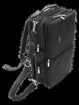 Überzugtasche Klarinettenkoffer Luxusmodell schwarz