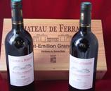 Coffret 2 bouteilles 2009+2010  Exception de Ferrand