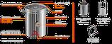 Классическая пивоварня 35 литров