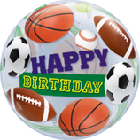 Bubble Birthday Sports 55cm