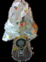 Campana in cioccolato fondente