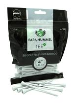 Premium Golf Tees - 101mm - 50 Stück - 100% Bambus