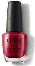 OPI nail red 15 ml