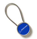 Boeing Signature Cable Keychain