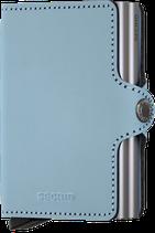Secrid Twinwallet Matte Blue-Silver