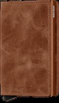 Secrid Slimwallet Vintage Cognac-Rust