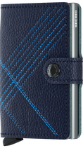 Secrid Miniwallet Stitch Linea Navy