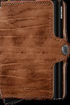 Secrid Twinwallet Dutch Martin Cognac