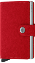 Secrid Miniwallet Crisple Red