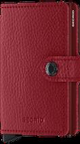 Secrid Miniwallet Veg Tanned Rosso-Bordeaux