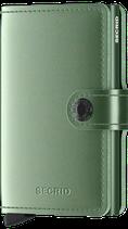 Secrid Miniwallet Metalic Green