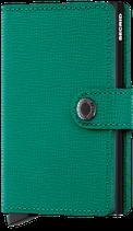 Secrid Miniwallet Crisple Emerald
