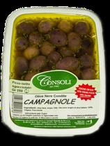 CAMPAGNOLE black olives