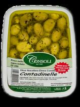 Olive Verdi Schiacciate CONTADINELLE