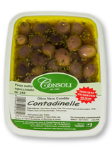 CONTADINELLE Black Olives
