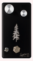 Etched Series: Guild Foxey Lady/Electro Harmonix Axis Fuzz Clone