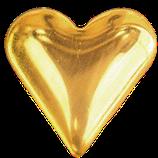 Petit Coeur Or Jaune 22 Carats