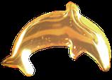 Dauphin Or Jaune 22 Carats