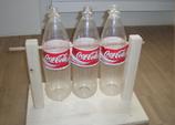 Pet Automat mit Flaschen