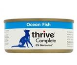 Thrive Gourmet Töpfchen Oceanfisch - 12 x 75 gr.