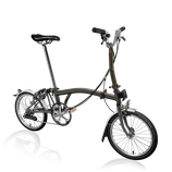 Brompton M6-LD  /  Gloss Black Lacquer / 2021