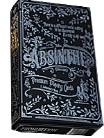 JEU BICYCLE ABSINTHE / PROHIBITION