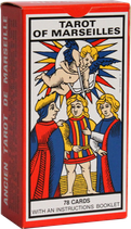Tarot of Marseille (Anglais)