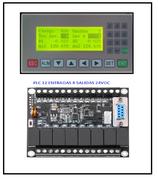 PLC + Panel HMI + Curso Panel HMI + software hmi + Curso de PLC