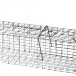 Vangkooi klein model ( compact ) 40 x 14 x 14 cm, verzinkt