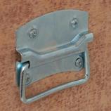 Zijhandgreep (kist) metaal L10cm