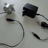 Losse motor en adapter voor automatisch keersysteem 42/ 120