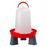 Drinktoren met pootjes, diverse varianten