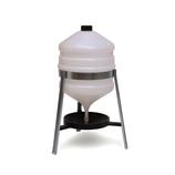 Drinktoren kunststof 30 Liter ( Sifondrinker )