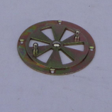 Ventilatie rozet Ø 85 mm
