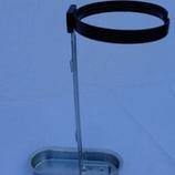 Fleshouder metaal