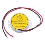 Keermotor 'Comfort', 230V AC, ¼ RPH, 6mm as