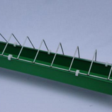 Voerbak 50 cm kunststof