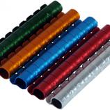 Knijpringen 6 mm genummerd 10 stuks ( staafje )