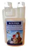 Bronchi Block Vloeibaar 500 ml, alternatief voor ORNIPAR