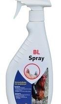 BL spray 500 ml verjaagt mijten en luizen