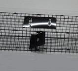 Doorloopval 105x16x20cm